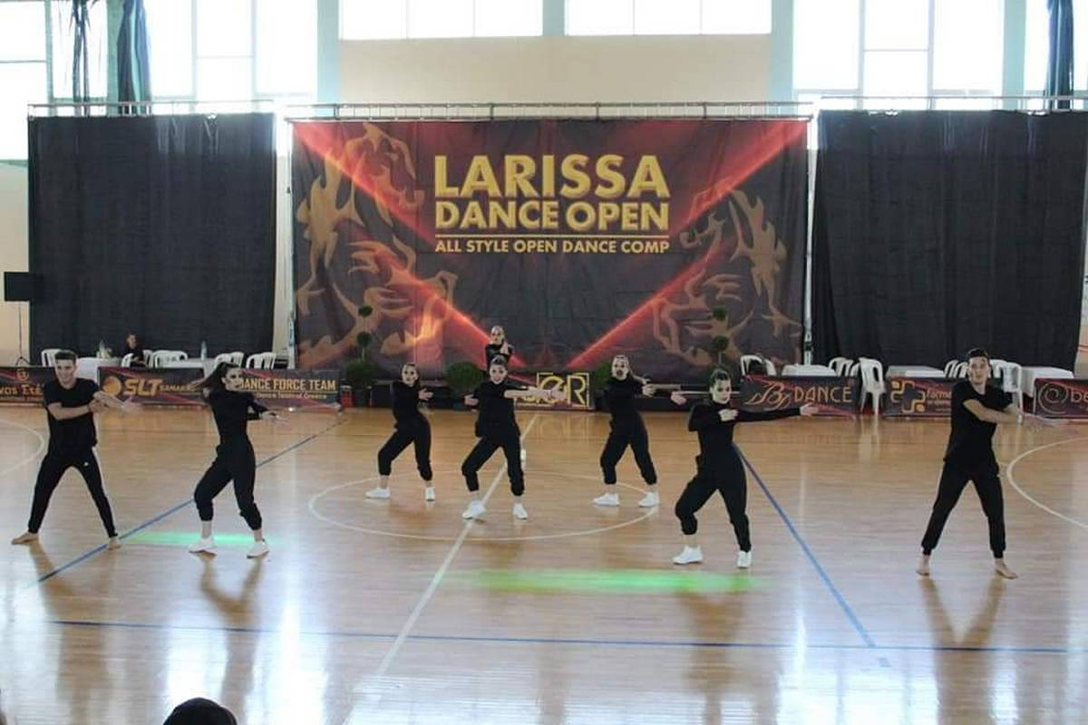 LARISSA DANCE OPEN 2019